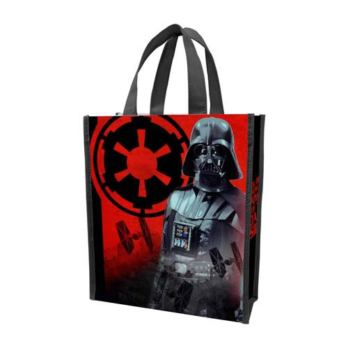 Backpacks & Bags - Star Wars - Darth Vader Small Recycled Shopper Tote