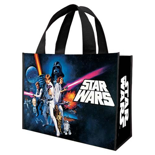 Backpacks & Bags - Star Wars - A New Hope Large Recycled Shopper Tote