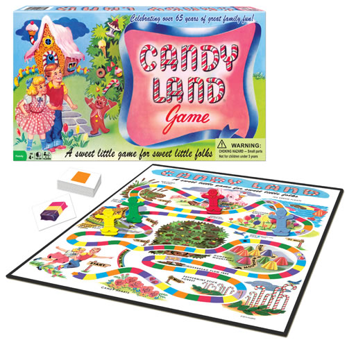 Boardgames - Candy Land 65th Anniversary Edition