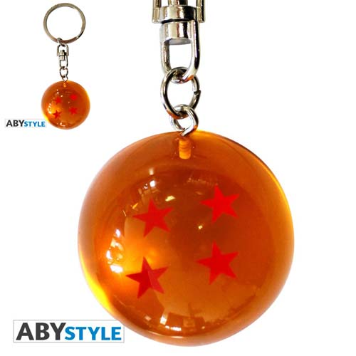 Keychains - Dragonball Z - 3D Crystal Ball