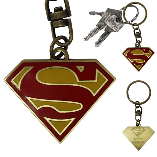 Keychains - DC Comic's - Superman Logo