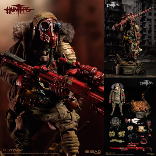 Hunters: Day After WWlll Figures - 1/6 Scale The Boy