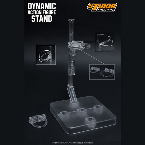 Display And Stands - SC Dynamic Action Figure Stand