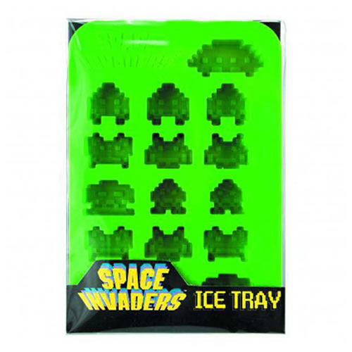 Space Invaders - Ice Tray
