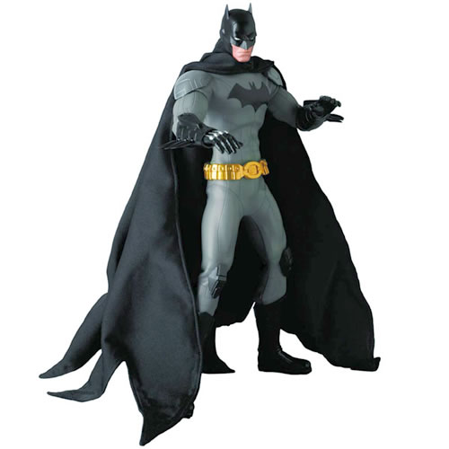 DC New 52 RAH Figures - Batman
