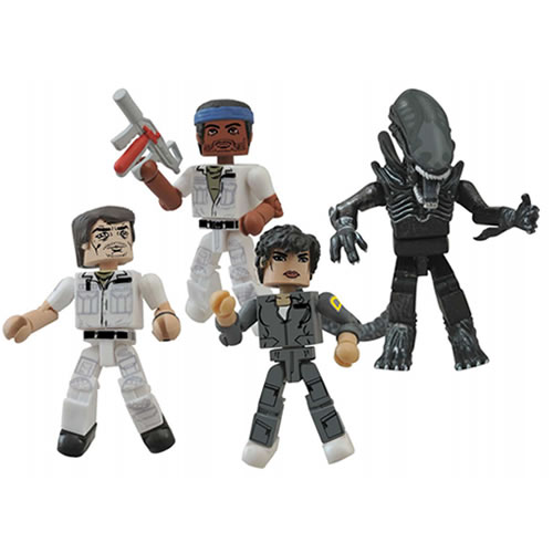 Alien Minimates - Alien 35th Anniversary Box Set