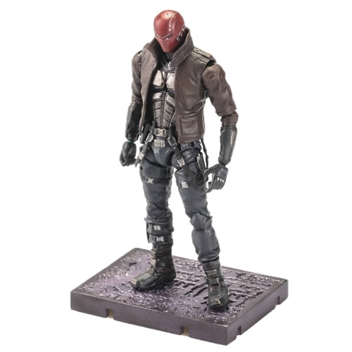 Injustice 2 Figures - 1/18 Scale Red Hood Exclusive Figure