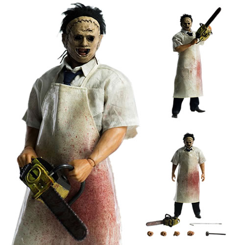 The Texas Chainsaw Massacre Figures - 1/6 Scale Leatherface