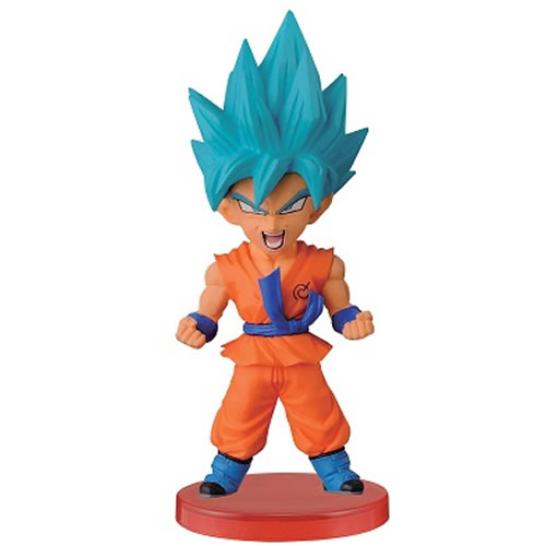 Dragon Ball Figures - Super World Collectible Figures Z-Warriors - Goku