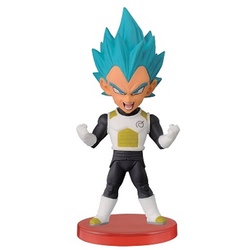 Dragon Ball Figures - Super World Collectible Figures Z-Warriors - Vegeta