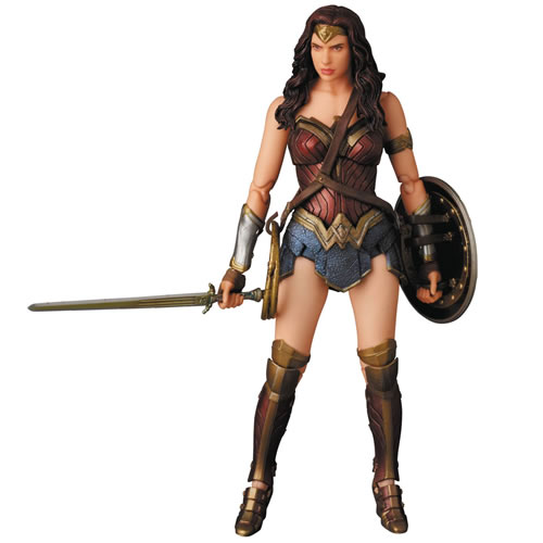 Batman Vs Superman Dawn Of Justice Movie MAFEX Figures - Wonder Woman