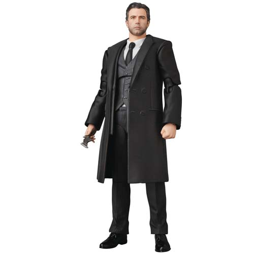Justice League Movie MAFEX Figures - Bruce Wayne
