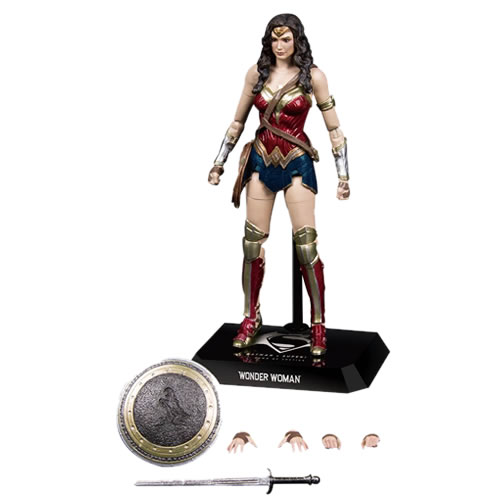 Dynamic 8-ction Heroes Figures - BVS Dawn Of Justice Movie -  DAH-002 Wonder Woman