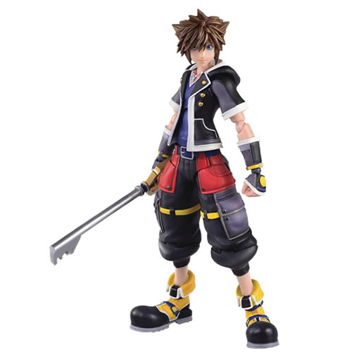 Bring Arts Figures - Kingdom Hearts 3 - Sora 2nd Form Version