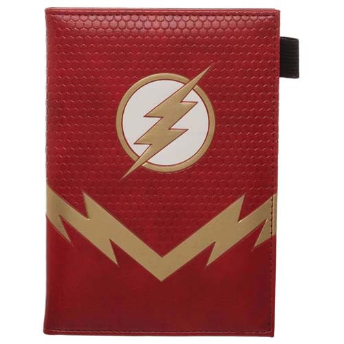 DC Comics Accessories - Passport Wallet - The Flash