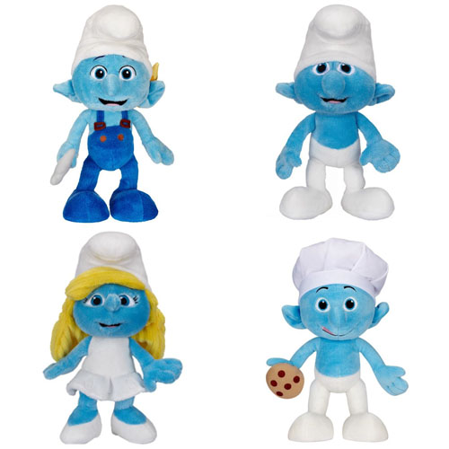 The Smurfs Movie 2 Plush - Basic Plush Wave 1