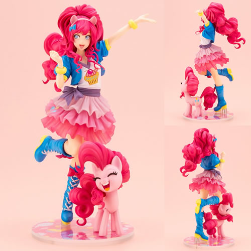 Bishoujo Statues - My Little Pony - 1/7 Scale Pinkie Pie