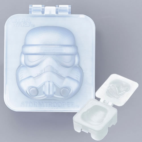 Boiled Egg Shapers - Star Wars - Stormtrooper