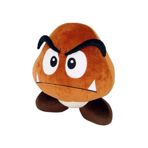 "Super Mario 12"" Plush - Goomba"