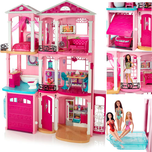 Barbie Playsets - Barbie Dreamhouse