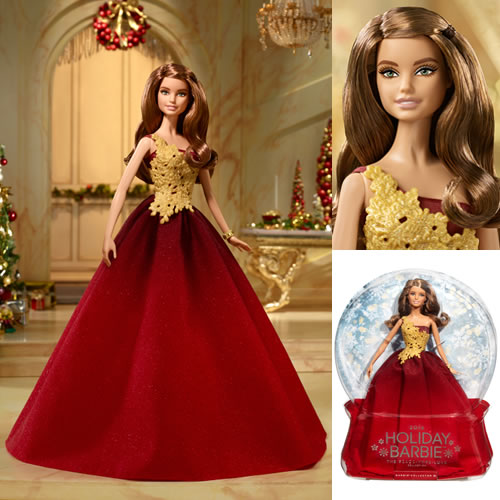 Barbie Dolls - Holiday Barbie 2016 (Latina)