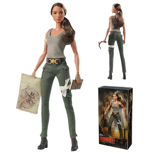 Barbie Dolls - Tomb Raider - Lara Croft