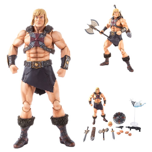 Masters Of The Universe Figures - 1/6 Scale He-Man