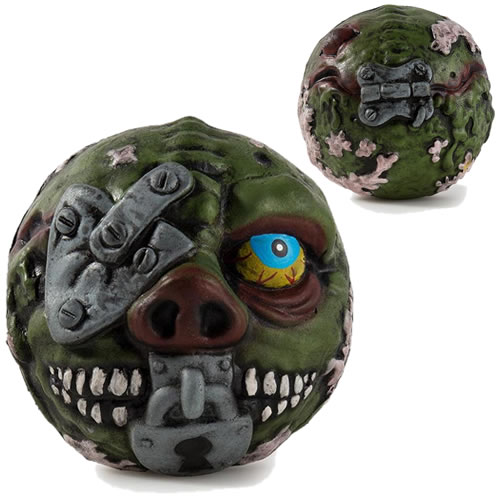 "Madballs - 4"" Foam Ball - Series 02 - Lock Lips"
