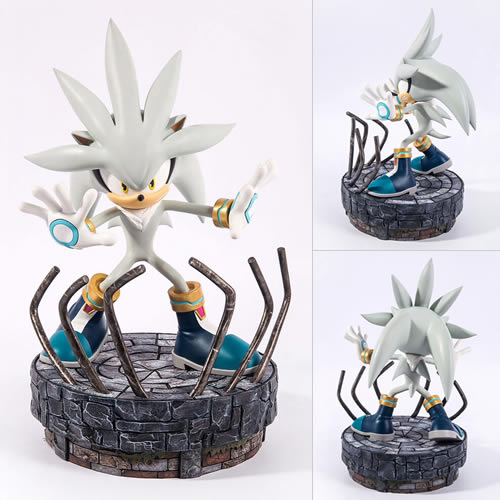 Sonic The Hedgehog Statues - Shadow The Hedgehog Statue