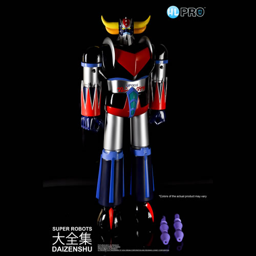 "Super Robots Daizenshu Figures - 20"" Grendizer Normal Edition"