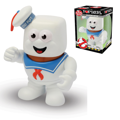 Mr Potato Head - Ghostbusters - Stay Puft Marshmallow Man