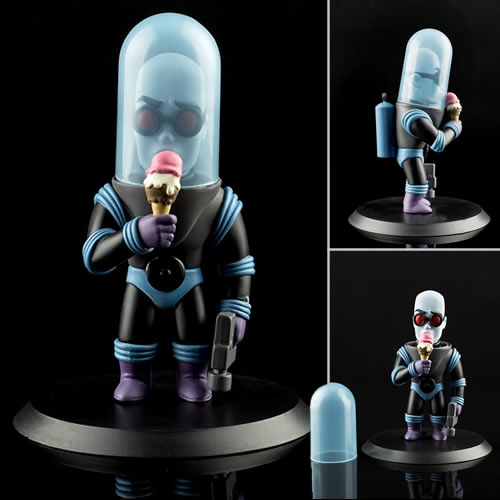DC Comics Figures - Mr. Freeze Q-Fig