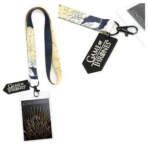 Lanyards - Game Of Thrones - Iron Throne