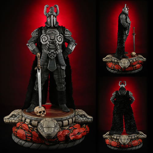 Conan The Barbarian Statues - 1/4 Scale Thulsa Doom