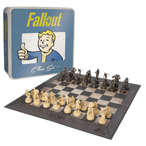 Boardgames - Chess - Fallout
