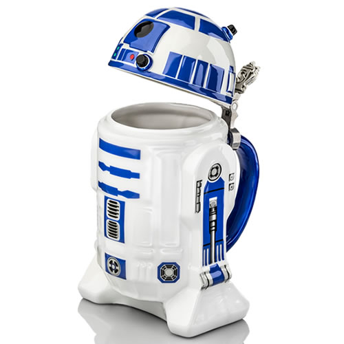 Drinkware - Star Wars - R2-D2 Stein