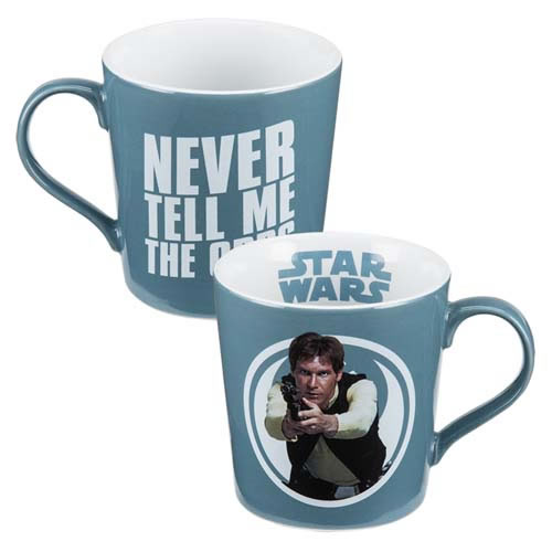 Drinkware - Star Wars - 12 oz. Hans Solo Ceramic Mug