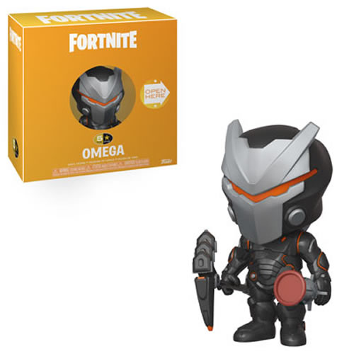 5 Star Vinyl Figures - Fortnite - S01a - Omega