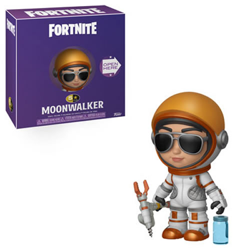 5 Star Vinyl Figures - Fortnite - S01a - Moonwalker