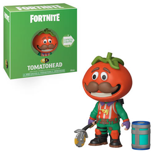 5 Star Vinyl Figures - Fortnite - S01a - Tomatohead