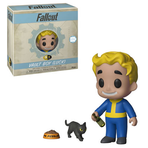 5 Star Vinyl Figures - Fallout - Vault Boy (Luck)