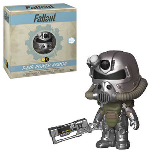 5 Star Vinyl Figures - Fallout - T-51B Power Armor