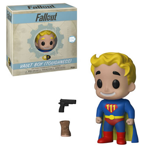 5 Star Vinyl Figures - Fallout - Vault Boy (Toughness)