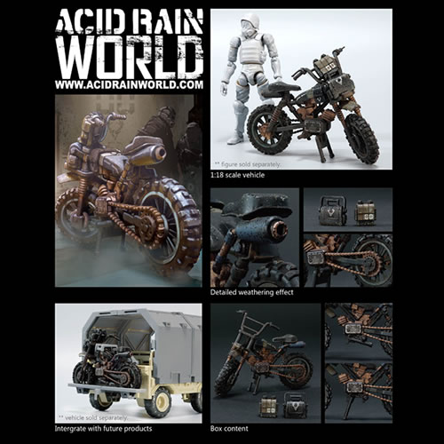 Acid Rain Vehicles - Bucks Team Wildbeest WB3b