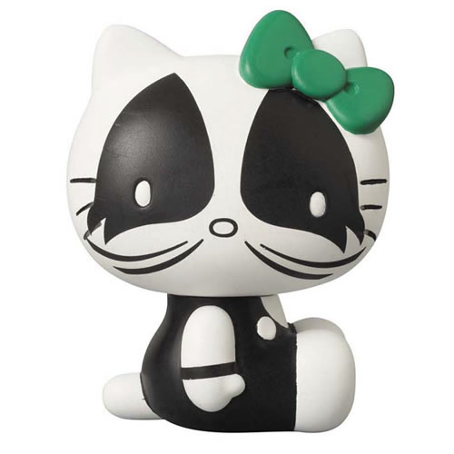Kiss x Hello Kitty VCD Figure - The Catman