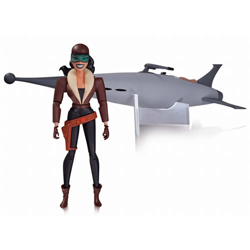 Batman New Adventures / The Animated Series Figures - Dlx Roxy Rocket