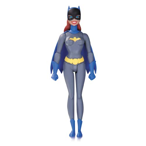 Batman New Adventures / The Animated Series Figures - Batgirl Graysuit