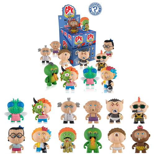 Mystery Minis Figures - Garbage Pail Kids Series 02 - 12pc Display