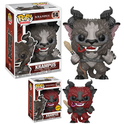 Pop! Holidays - Krampus - Krampus w/ Chase