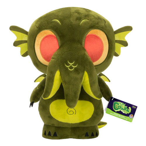 "Funko Plushies - 12"" SuperCute Plush The Real Cthulhu"